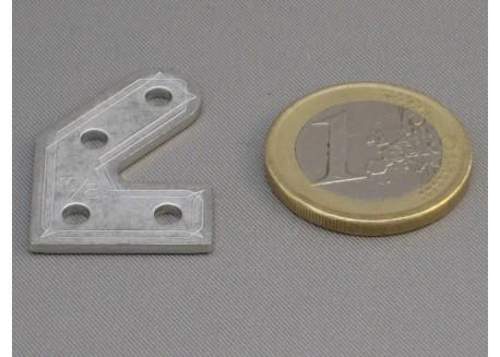 Set angulos 45 grados Makerbeam - 12 unidades
