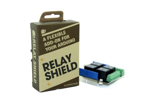 Arduino Relay Shield