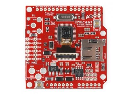 Arduino CMUcam v4