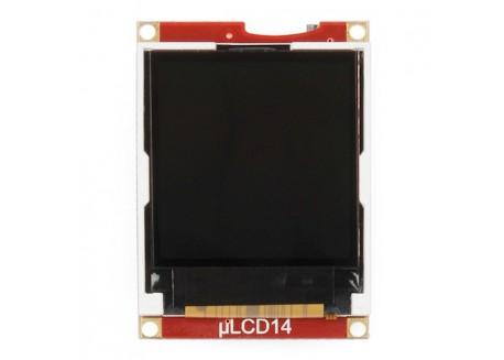 Pantalla LCD uLCD144-G2