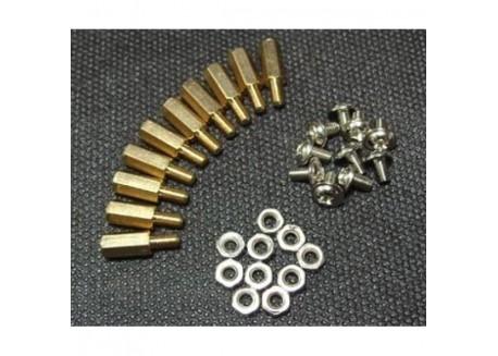 Kit separadores de metal M3
