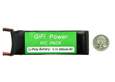 Batería LiPo 2200mAh - 11.1V