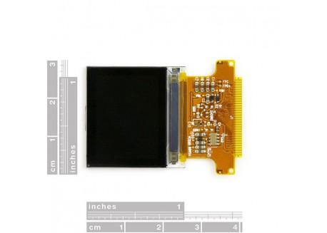 Pantalla Gráfica LCD Color QVGA, 128x96