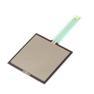 Sensor de fuerza resistivo - Cuadrado
