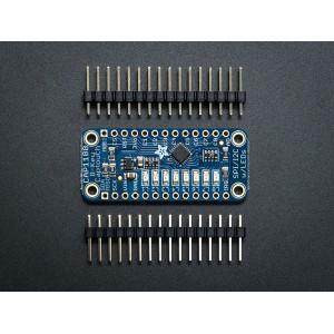 Sensor capacitivo CAP1188 (I2C/SPI)