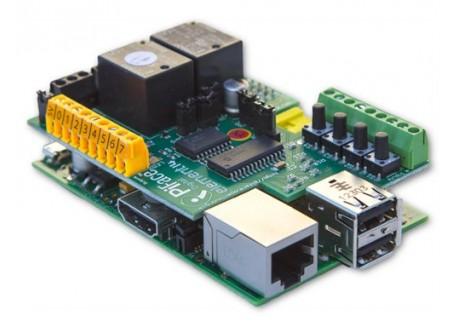 Expansión PiFace para Raspberry Pi