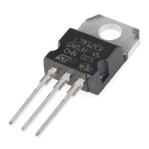 Regulador de tensión 12V - LM7812