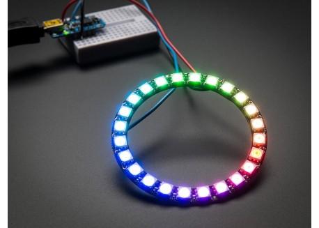 Anillo NeoPixel - 24 LEDs (WS2812)