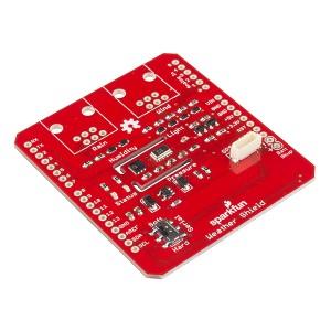Weather Shield - Estación meteorológica con Arduino