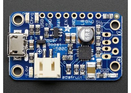 Cargador LiPo PowerBoost 500