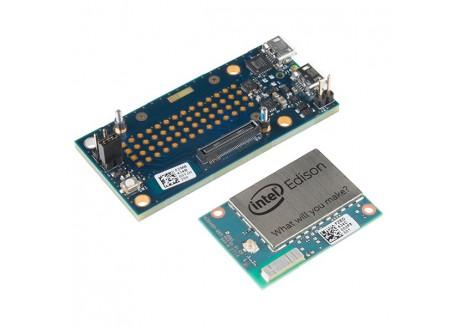Kit Intel Edison con Placa Base
