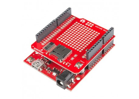 Micro SD Shield para Arduino