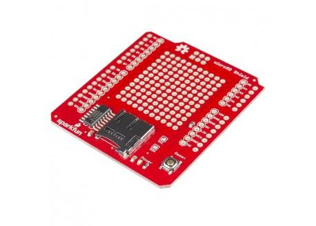 Arduino microSD Shield