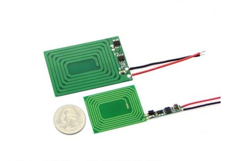 Transmisor para carga inalámbrica - 5-12V