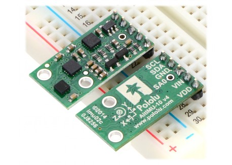 AltIMU-10 9DOF con Altímetro v4