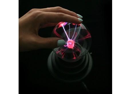 Bola de Plasma USB