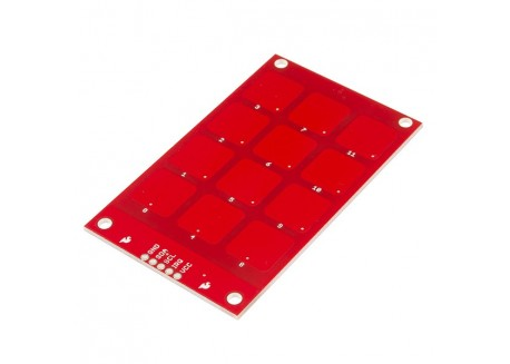 Teclado capacitivo MPR121