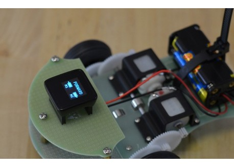 MicroView - Módulo OLED Arduino