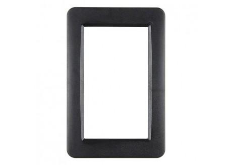Frontal para LCD 43DT (Negro)
