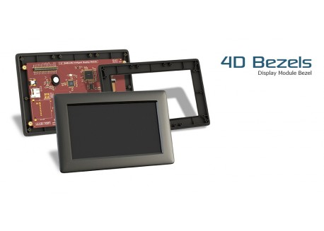 Frontal para LCD 70DT (Blanco)