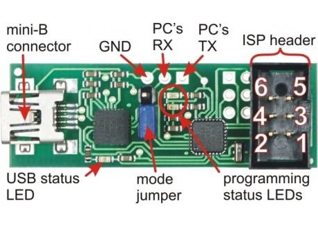Programador USB Orangutan