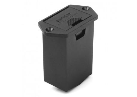 Caja empotrable para pila 9V