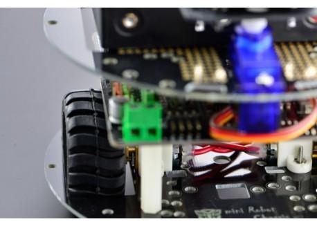 Romeo v2 compatible con Arduino