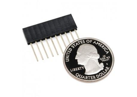 Conector hembra Arduino - 10 pines