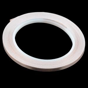 Cinta de cobre adhesiva 5mm (15 metros)