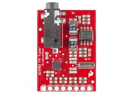 Receptor FM Si4703
