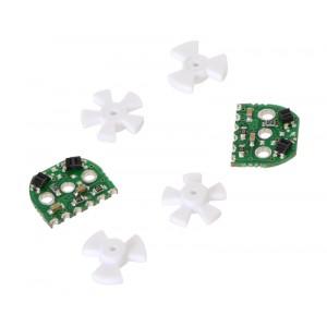 Kit encoders para motores micro metal