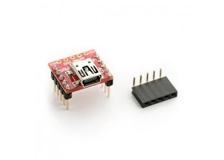 Interfaz MicroUSB-MB5