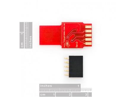 Interfaz MicroUSB-CE5