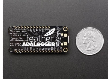 Adafruit Feather 32u4 Adalogger
