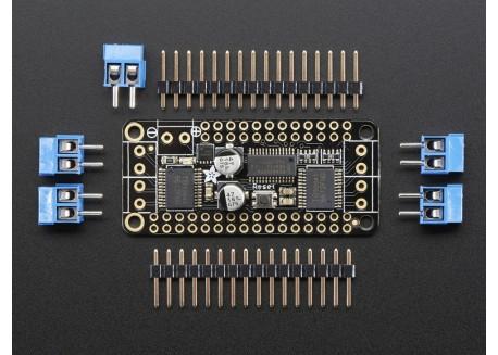 Adafruit Motor/Stepper FeatherWing