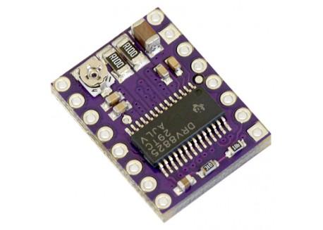 Controlador de alta corriente DRV8825