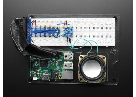 Amplificador de audio I2S MAX98357A (3W)
