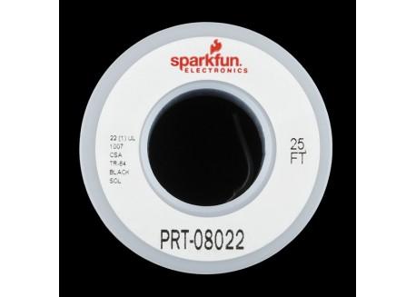 Bobina de cable de prototipo - Negro