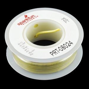 Bobina de cable de prototipo - Amarillo