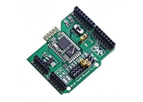 Arduino bluetooth shield SHD18