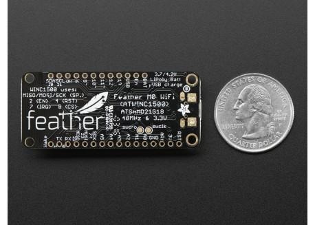 Adafruit Feather M0 WiFi - ATSAMD21