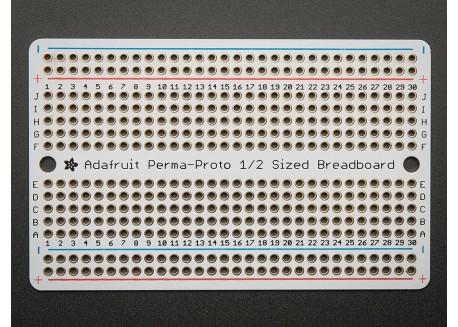 Adafruit Perma-Proto 1/2 (3 unidades)