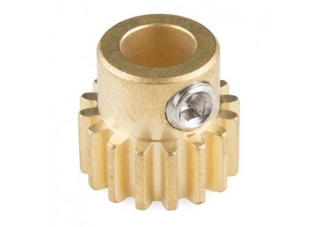Piñón 16 dientes - 6mm