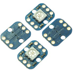 RGB Smart NeoPixel (pack de 4)