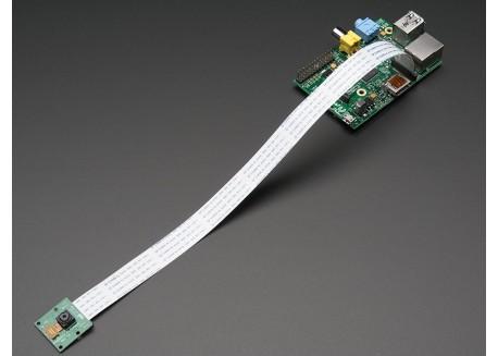 Cable para cámara Raspberry Pi - 30cm