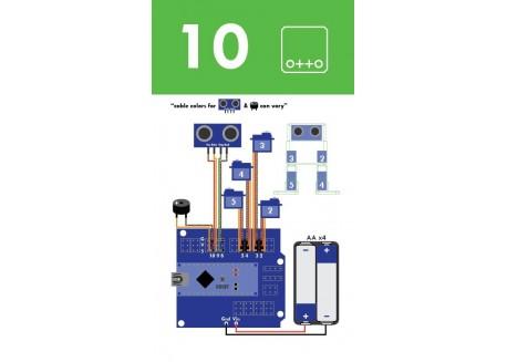 Kit robot OTTO DIY