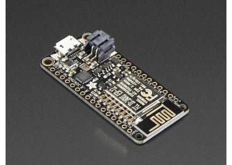 Adafruit Feather HUZZAH ESP8266 WiFi