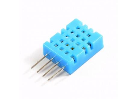 Sensor DHT11 de humedad y temperatura