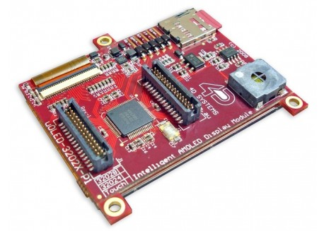 MicroOLED-32028-P1T Touchscreen