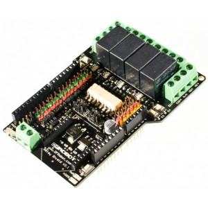 Relay shield para Arduino v2.1